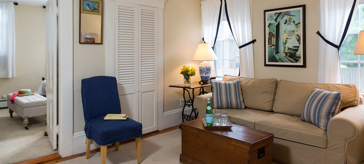 Lodging in Marblehead - Apartment 1