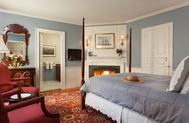 Romantic Hotels in MA - Room #24