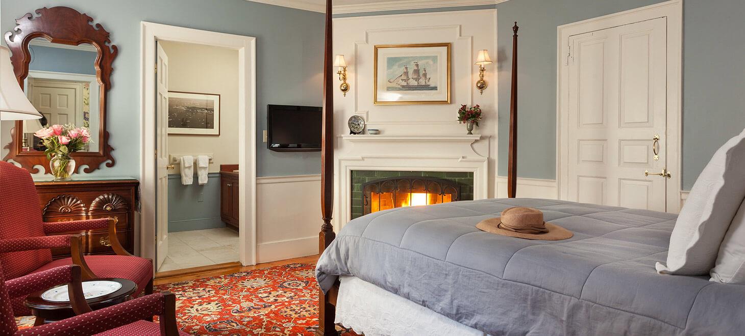 Best Weekend Getaways From Boston - Room #24
