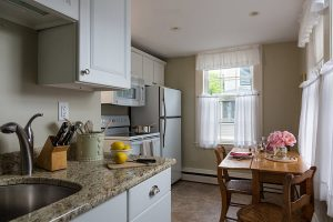 Marblehead Accommodations - Kitchen in Apartment 1