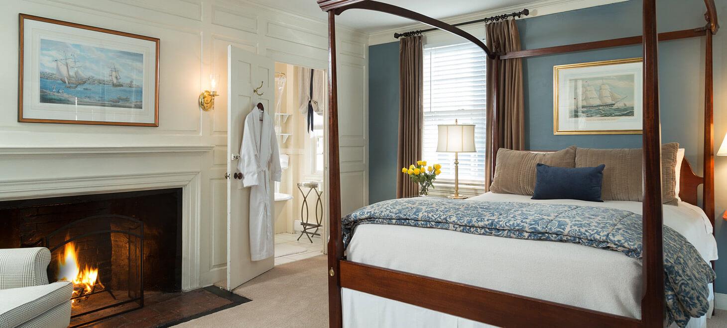 Marblehead, MA Hotel - Room #28