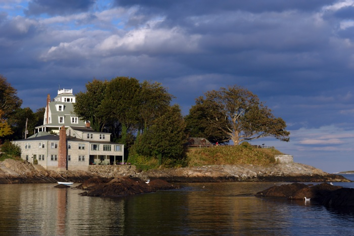 Historic home on the water in Marblehead, MA
